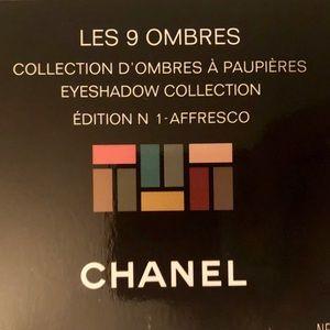 Chanel Les 9 Hombres palette